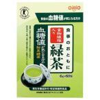 食事のおともに食物繊維入り緑茶 ( 6g*60包 ) ( 血糖値 特定保健用食品 トクホ お茶 )