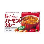 ハウス食品 バーモントカレー 業務用 ( 1kg )/ バーモントカレー