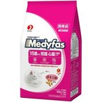 メディファス 15歳から 長寿猫用 チキン味 ( 300g*5袋入 )/ メディファス
