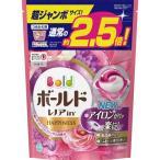 ボールド 洗濯洗剤 ジェルボール3D 癒しのプレミアムブロッサムの香り 詰替超ジャン ( 44コ入 )/ ボールド ( ボールド 詰め替え )