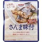 宝幸 レトルトさんま味付け 国内産さんま原料使用 ( 80g )