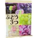 パイン ぶどう3つ ( 85g ) ( お菓子 )