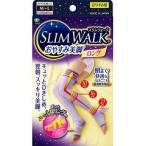 夢みるここちのスリムウォーク キュッと引きしめタイプ M〜Lサイズ ( 1足 )/ スリムウォーク ( 着圧ソックス 医療用 フットケア用品 )