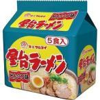 屋台ラーメン 九州味 袋 ( 5食入 ) ( インスタントラーメン )