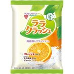 蒟蒻畑 ララクラッシュ オレンジ味 ( 24g*8コ入 )/ 蒟蒻畑
