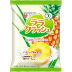蒟蒻畑 ララクラッシュ パイナップル味 ( 24g*8コ入 )/ 蒟蒻畑
