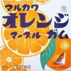 マルカワ ビッグサイズ オレンジマーブルガム ( 6粒*25個入 )/ マルカワ