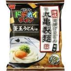 ベビースター ドデカイラーメン 丸亀製麺 釜玉うどん味 ( 68g )/ ベビースター