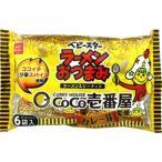 ベビースター ラーメンおつまみ ココ壱番屋監修 カレー味 ( 6袋入 )/ ベビースター画像
