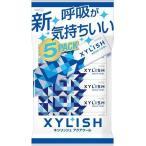 キシリッシュガム アクアクール 5個パック ( 12粒*5コ入 )/ キシリッシュ