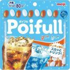 明治 大粒ポイフル パウチ コーラ&ソーダ ( 80g )