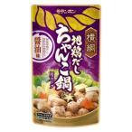 横綱 地鶏だしちゃんこ鍋用スープ 醤油味 ( 750g )