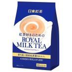 Yahoo! Yahoo!ショッピング(ヤフー ショッピング)日東紅茶 ロイヤルミルクティー ( 14g*10袋入 )/ 日東紅茶