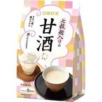 日東紅茶 七穀麹入りの甘酒 ( 8本入 )/ 日東紅茶