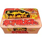 一平ちゃん 夜店の焼そば 辛子明太子味 ( 12コ入 ) /  一平ちゃん