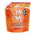 薬用 柿渋エキス配合ボディソープ 大容量 ( 1.2L )/ 薬用柿渋