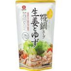 宮島醤油 糀鍋スープ 生姜とゆず ( 720g )