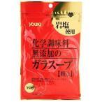 ユウキ 化学調味料無添加のガラスープ 袋 ( 70g )