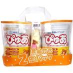 雪印メグミルク ぴゅあ 景品付き2缶パック ( 820g*2缶 )/ ぴゅあ