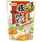 ヤマキ 豚しゃぶ野菜鍋つゆ ( 750g )