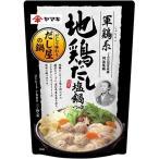 ヤマキ 軍鶏系地鶏だし塩鍋つゆ ( 700g )