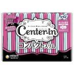 センターイン コンパクトスリム ふわふわ 多い日の昼用 ( 17枚入 )/ センターイン ( 生理用品 ナプキン )