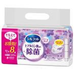 シルコット 除菌ウェットティッシュ アルコールタイプ ヒアルロン酸 つめかえ用 ( 40枚*8コ入 )/ シルコット