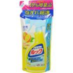 (在庫限り)おふろのルック つめかえ用 増量品 ( 385mL )/ ルック ( 風呂掃除 風呂洗剤 浴室 洗剤 液体洗剤 風呂用 )