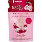 バストロジー 泡のボディケアウォッシュ アロマローズの香り つめかえ用 ( 350mL )/ バストロジー(BATHTOLOGY) ( ボディソープ 泡 詰め替え )