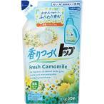 香りつづくトップ フレッシュカモミール つめかえ ( 810g )/ 香りつづくトップ ( 洗濯洗剤 液体洗剤 衣類用 詰め替え )