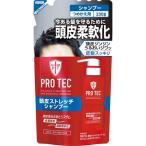 プロテク 頭皮ストレッチ シャンプー 詰替え ( 230g )/ PRO TEC(プロテク)
