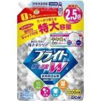 ブライト W 除菌&抗菌 つめかえ用 特大 ( 1.2L )/ ブライト