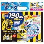 【数量限定】トップ スーパーナノックス 詰替 特大 パック 阪神空ボトル付き ( 950g*2コ入 )/ スーパーナノックス(NANOX)