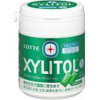 (今だけ10%増量中)キシリトール ガム ライムミント ファミリーボトル ( 143g )/ キシリトール