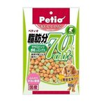 ペティオ おいしくスリム 脂肪分約70%オフ ササミビッツ 野菜入り ( 80g )/ ペティオ(Petio) ( 犬 クッキー )