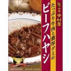 中村屋 たっぷり牛肉と濃厚デミのビーフハヤシ ( 200g )/ 中村屋 ( レトルト食品 )