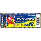東芝 アルカリ単三形電池 10本パック LR6L10MP ( 1コ入 )/ 東芝(TOSHIBA) ( 単三形 )