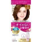 サロンドプロ 無香料ヘアカラー 乳液 白髪用 1 かなり明るいライトブラウン ( 1セット )/ サロンドプロ ( 白髪染め ヘアカラー )