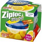 ジップロック スクリューロック 473mL ( 2コ入 )/ Ziploc(ジップロック)