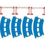 ショッピングプラレール プラレール R-05 複線曲線レール ( 1セット )/ プラレール ( タカラトミー おもちゃ )
