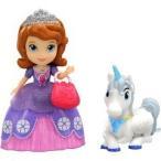 ディズニー ちいさなプリンセス ソフィア かわいいなかまたち ソフィアとスカイ ( 1セット )/ ディズニー(玩具)