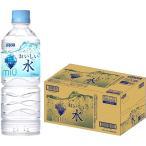 ミウ おいしい水 ( 550ml*24本入 )/ ミウ