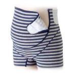 犬印 検診便利パンツ妊婦帯 HB8367 ネイビー Lサイズ ( 1枚入 )/ 犬印