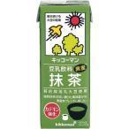 キッコーマン 豆乳飲料 抹茶 ( 200mL*18本入 )