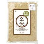 オーサワ 有機栽培米 玄米 国内産コシヒカリ ( 5kg )/ オーサワ
