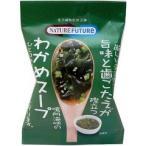 ネイチャーフューチャー わかめスープ フリーズドライ ( 6.8g )