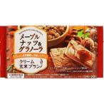 クリーム玄米ブラン メープルナッツ&グラノーラ ( 2枚*2袋入 )/ バランスアップ(BAL...