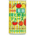 光食品 有機 果実と野菜のジュース ( 190g ) ( 野菜ジュース )