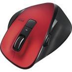 エレコム 5ボタン ブルートゥース ブルーLEDマウス EX-G レッド M-XG2BBRD ( 1コ入 )/ エレコム(ELECOM)