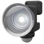 ムサシ 1.3W*1灯 フリーアーム式 LED 乾電池センサーライト LED-115 ( 1台 )